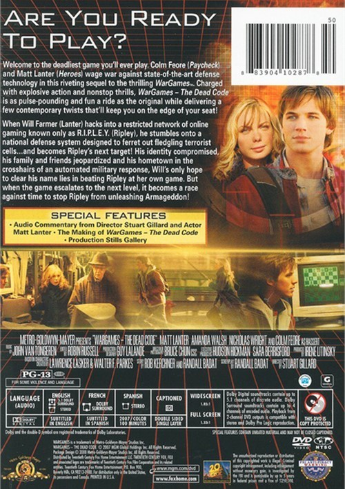 War games 2008 movie