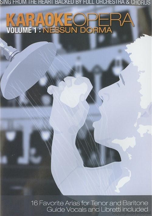 Karaoke Opera: Volume 1 - Nessun Dorma