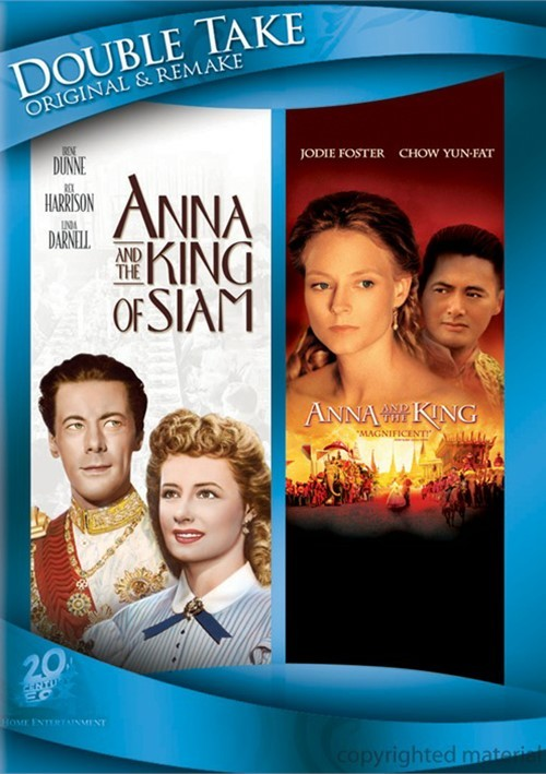 Anna And The King (1999) / Anna And The King Of Siam (Double Feature)