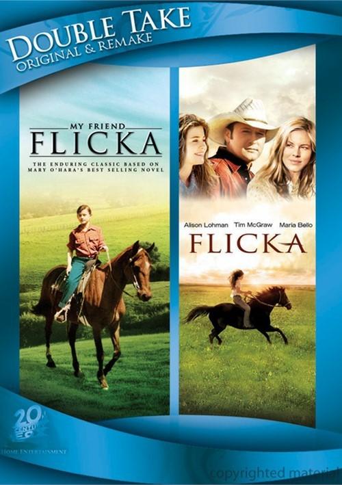 My Friend Flicka / Flicka (Double Feature)