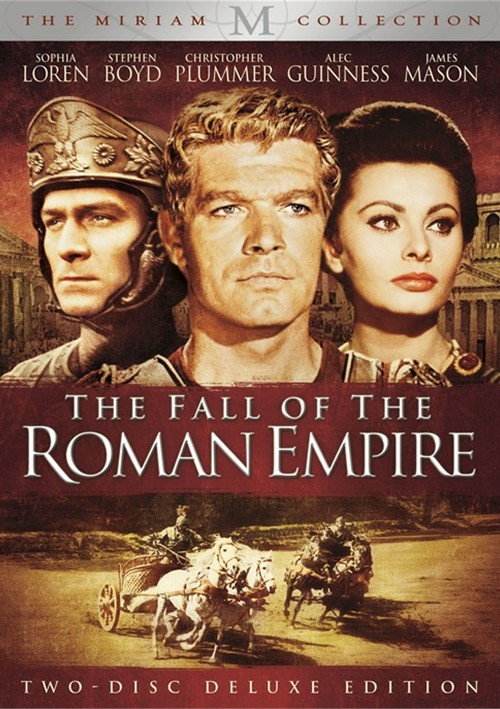 Fall Of The Roman Empire, The: 2 Disc Deluxe Edition
