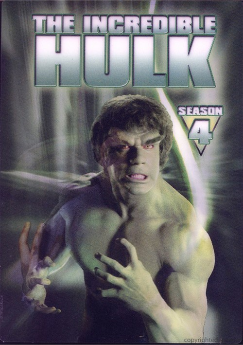 Incredible Hulk, The: The Complete Fourth Season