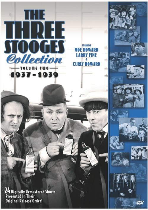 Three Stooges Collection, The: 1937 - 1939 - Volume Two