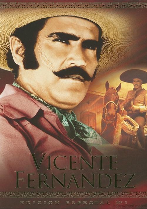 Vicente Fernandez: Edicion Especial No. 5 (4 Pack)