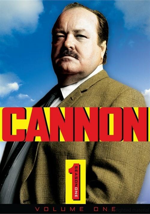 Cannon: Season One - Volume One