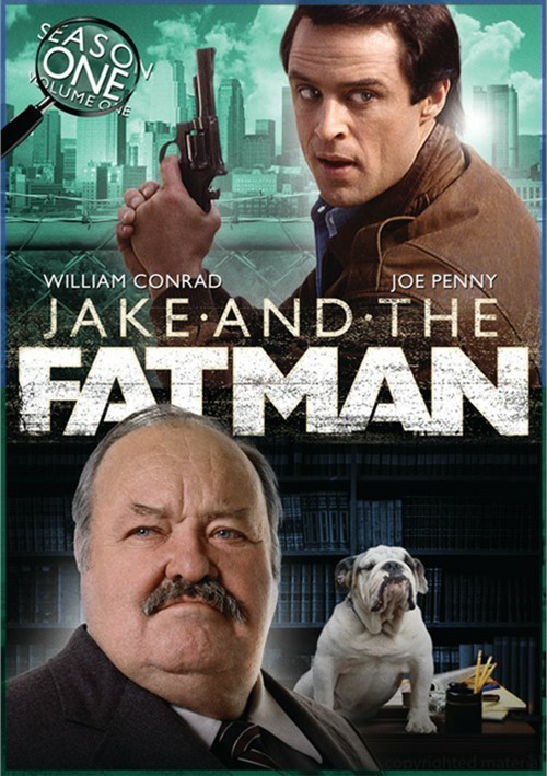 Jake And The Fatman: Season One - Volume One