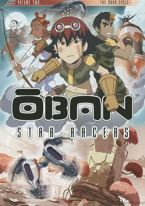 Oban Star-Racers: Volume Two - The Oban Cycle