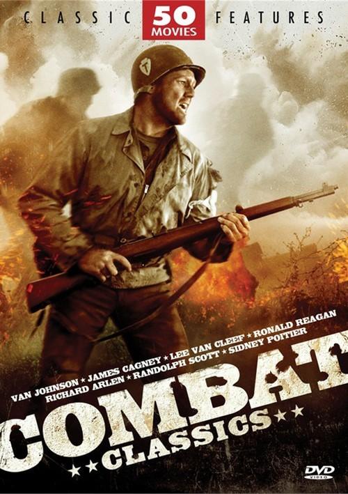 Combat Classics: 50 Movie Pack