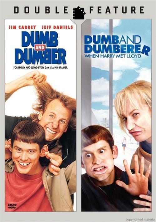 Dumb & Dumber / Dumb & Dumberer: When Harry Met Lloyd (Double Feature)