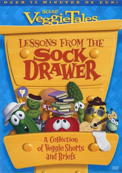 Veggie Tales: Lessons From The Sock Drawer