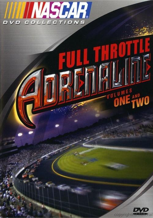 NASCAR: Full Throttle Adrenaline - Volumes One & Two