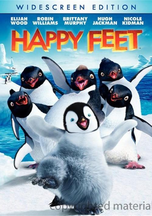 Happy Feet / The Amazing Panda Adventure (2 Pack)