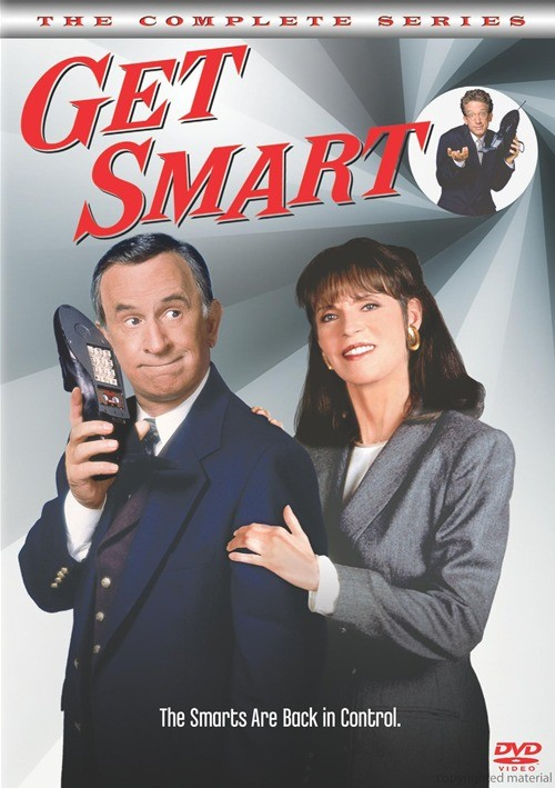 Get Smart: The Complete Series (1995)