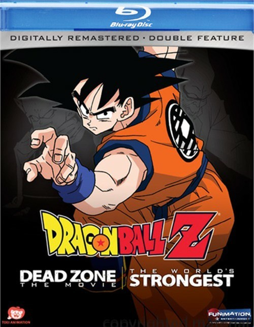 Dragon Ball Z: Dead Zone - The Movie / Dragon Ball Z: The Worlds Strongest (Double Feature)