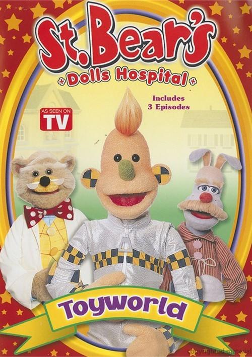 St. Bears Dolls Hospital: Toyworld