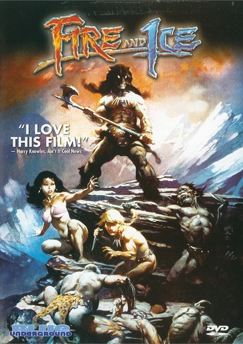 Fire And Ice (Single Disc)