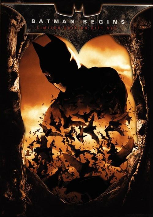 Batman Begins: Limited Edition Gift Set