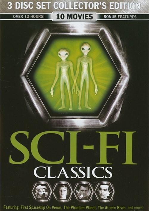 Sci-Fi Classics: 3 Disc Set Collectors Edition