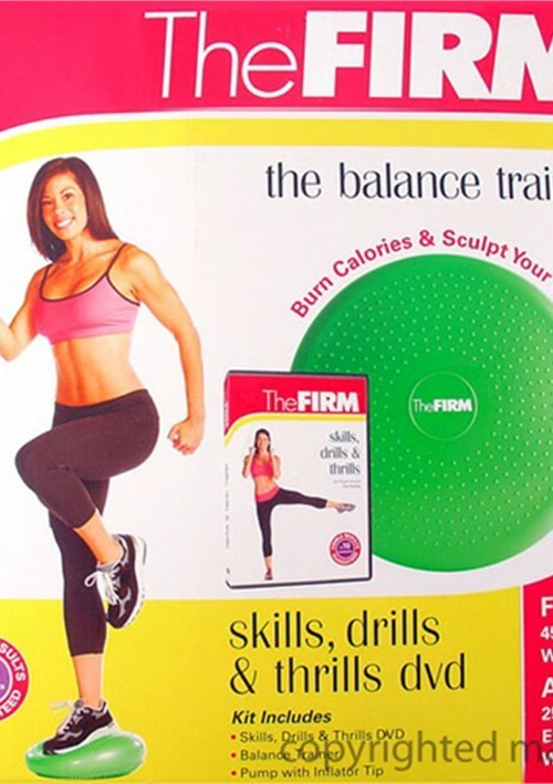 Firm, The: The Balance Trainer