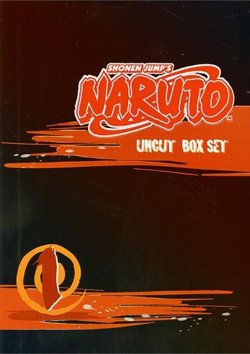 Naruto: Volume 1 - Box Set