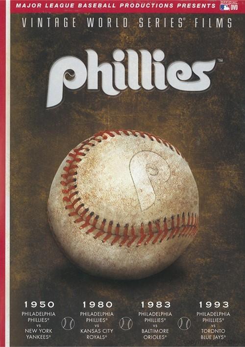Vintage World Series Films: Philadelphia Phillies