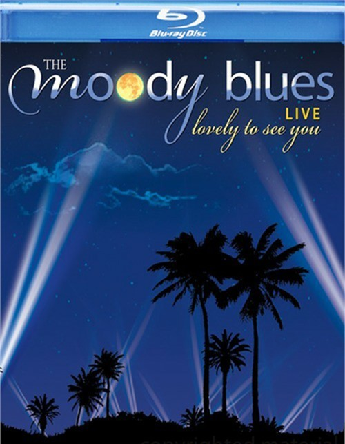 Moody Blues, The: Lovely To See You - Live