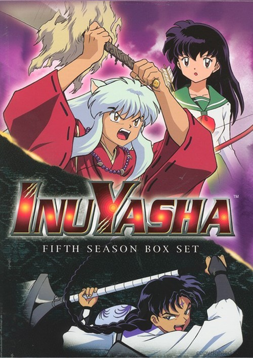 Inu-Yasha: Season 5