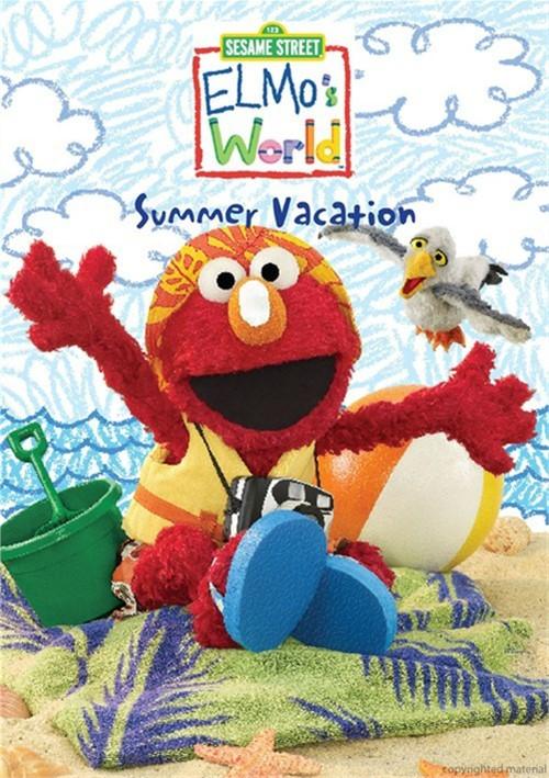 Elmos World: Summer Vacation
