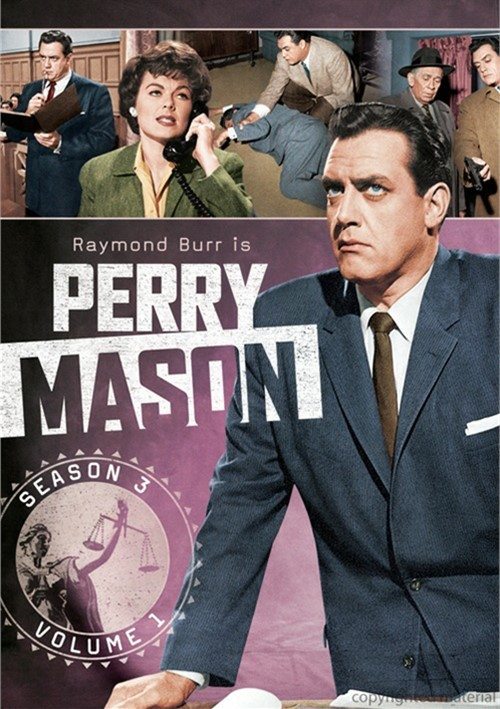 Perry Mason: Season 3 - Volume 1