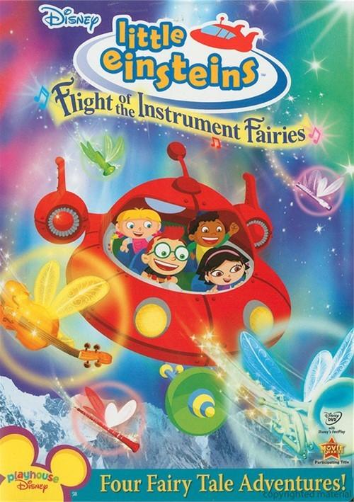 Little Einsteins: Flight Of The Instrument Fairies