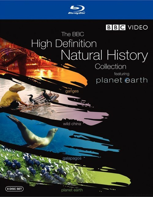 BBC High Definition Natural History Collection Featuring Planet Earth, The
