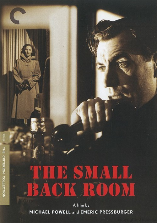 Small Back Room, The: The Criterion Collection