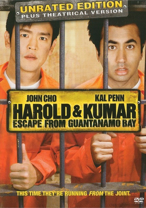 Harold & Kumar Escape From Guantanamo Bay: Unrated