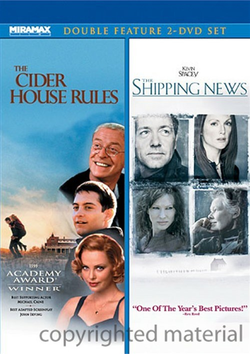 Cider House Rules, The / The Shipping News (Double Feature)