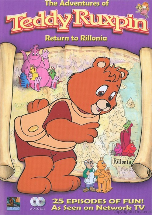 Adventures Of Teddy Ruxpin, The: Return To Rillonia