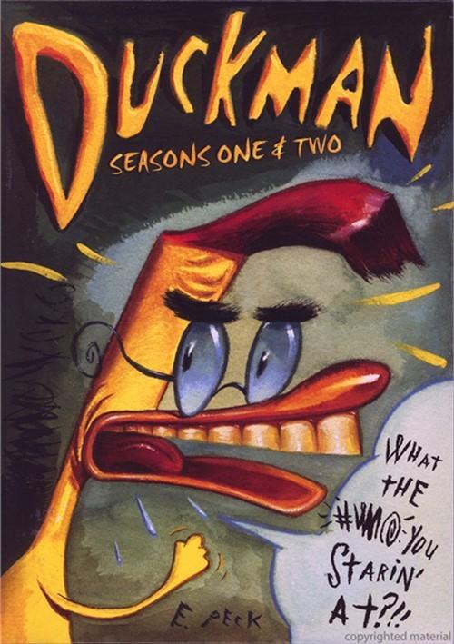 Duckman: Seasons One & Two