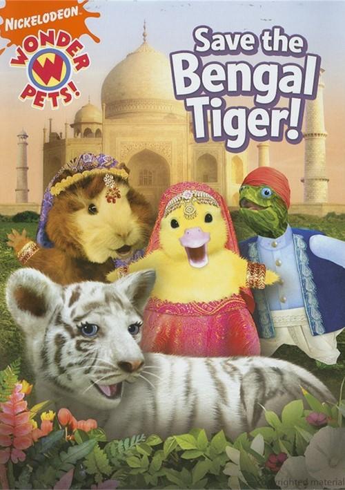 Wonder Pets: Save The Bengal Tiger