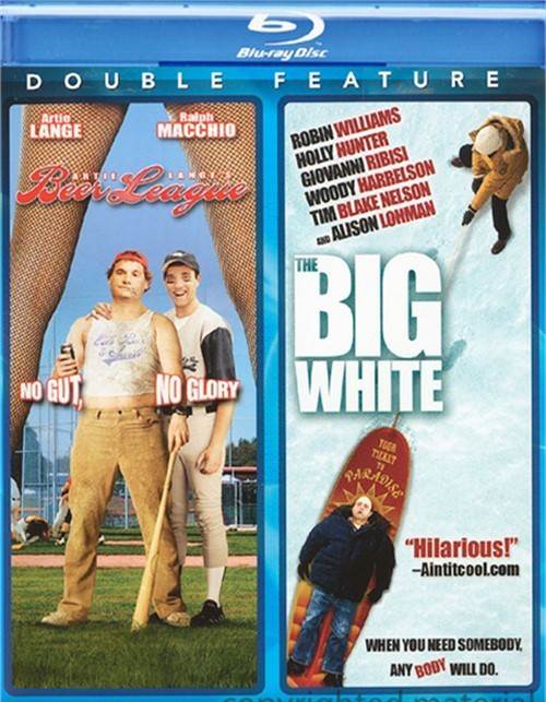 Artie Langes Beer League / The Big White (Double Feature)