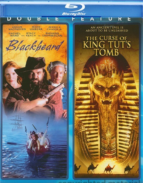 Blackbeard / Curse Of King Tuts Tomb, The (Double Feature)