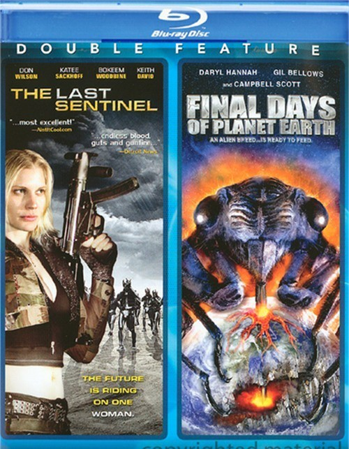 Last Sentinel, The / Final Days Of Planet Earth (Double Feature)