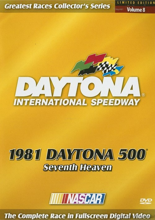 1981 Daytona 500: Seventh Heaven