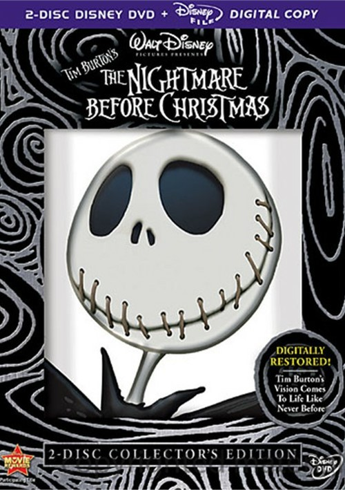 Nightmare Before Christmas, The: 2-Disc Collectors Edition