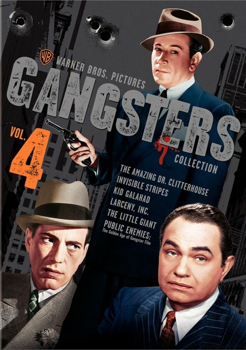 Warner Gangsters Collection: Volume 4