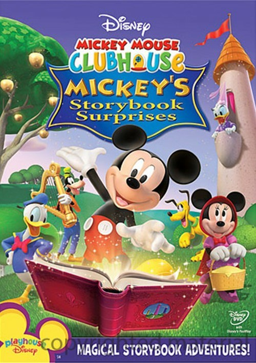 Mickey Mouse Clubhouse: Mickeys Storybook Surprises