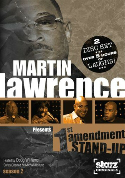 Martin Lawrence Presents 1st Amendment Stand Up: Season 2