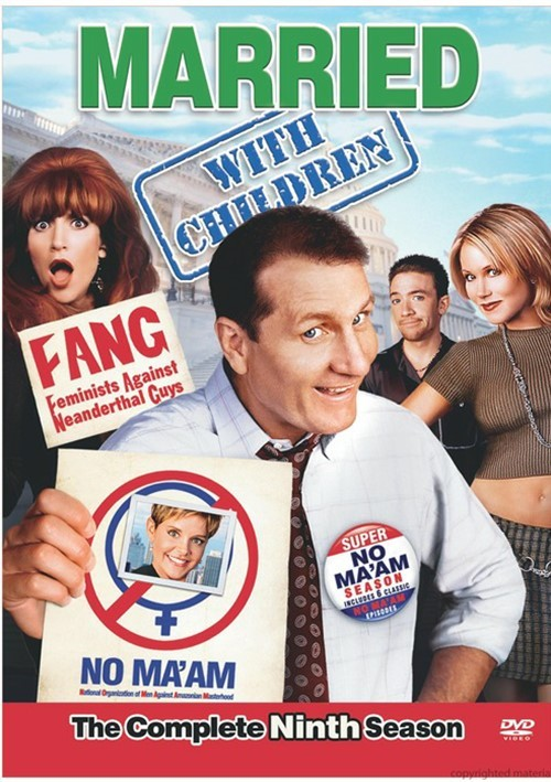 Married With Children: The Complete Ninth Season
