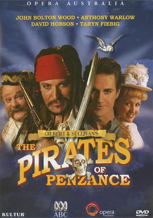 Gilbert And Sullivan: The Pirates Of Penzance