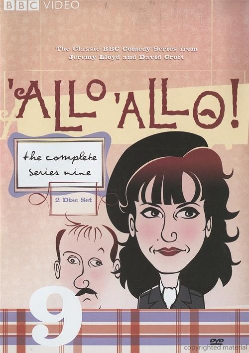 Allo Allo!: The Complete Series Nine