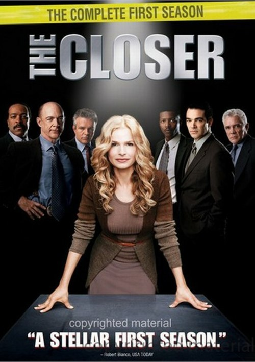 Closer, The: The Complete Seasons 1 - 3