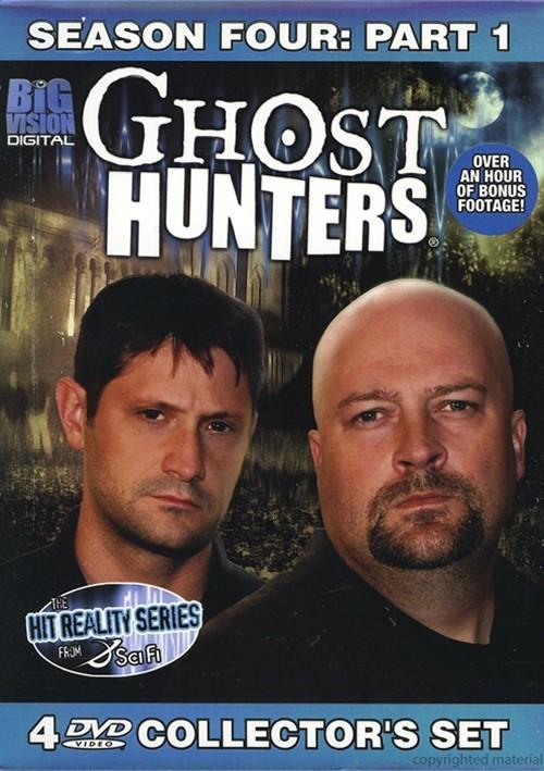 Ghost Hunters: Season 4 - Part 1